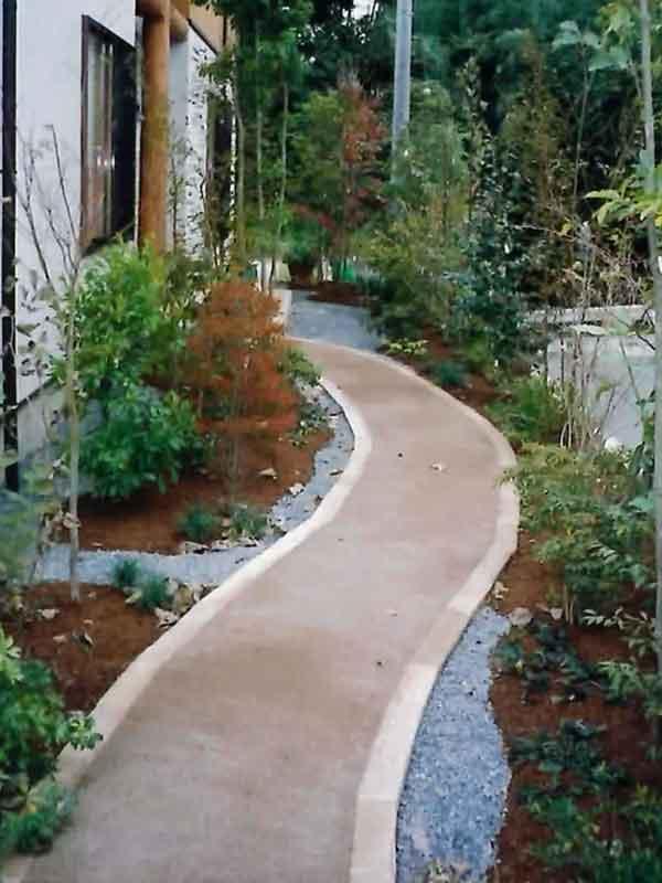 エクステリアと自然のコラボレーションは樹木のことを熟知した東海ガーデンにおまかせ下さい。