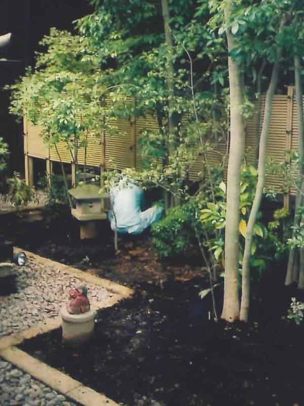 お客様のイメージに沿ったお庭をデザインいたします。